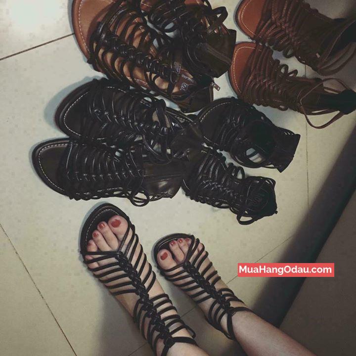 Giày sandal chiến binh Thái Lan