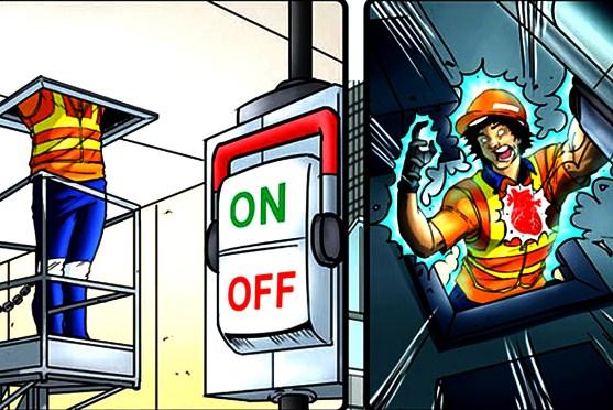Nguyên nhân gây tai nạn điện