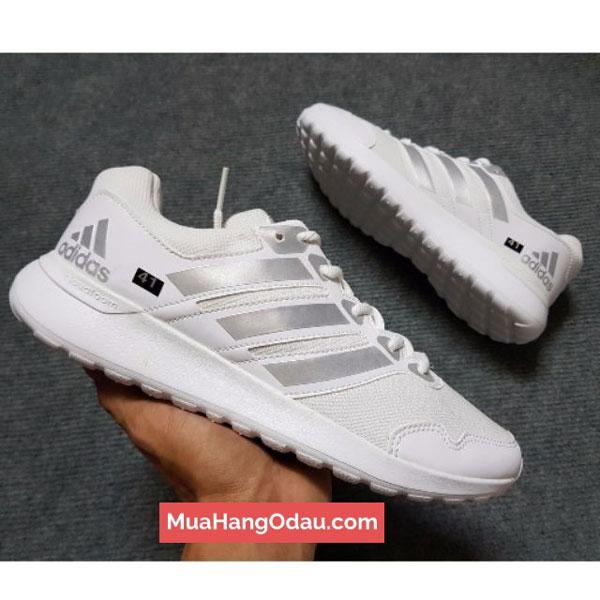 Giày-thể-thao-Cloudfoam-Trắng