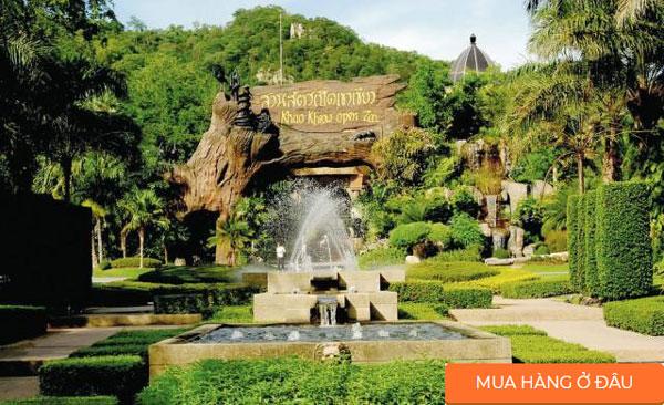 Vườn-thú-Khao-Kheow