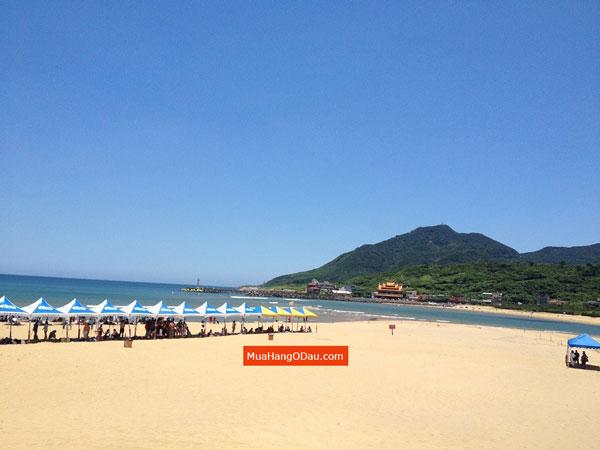 Bãi-Biển-Fulong