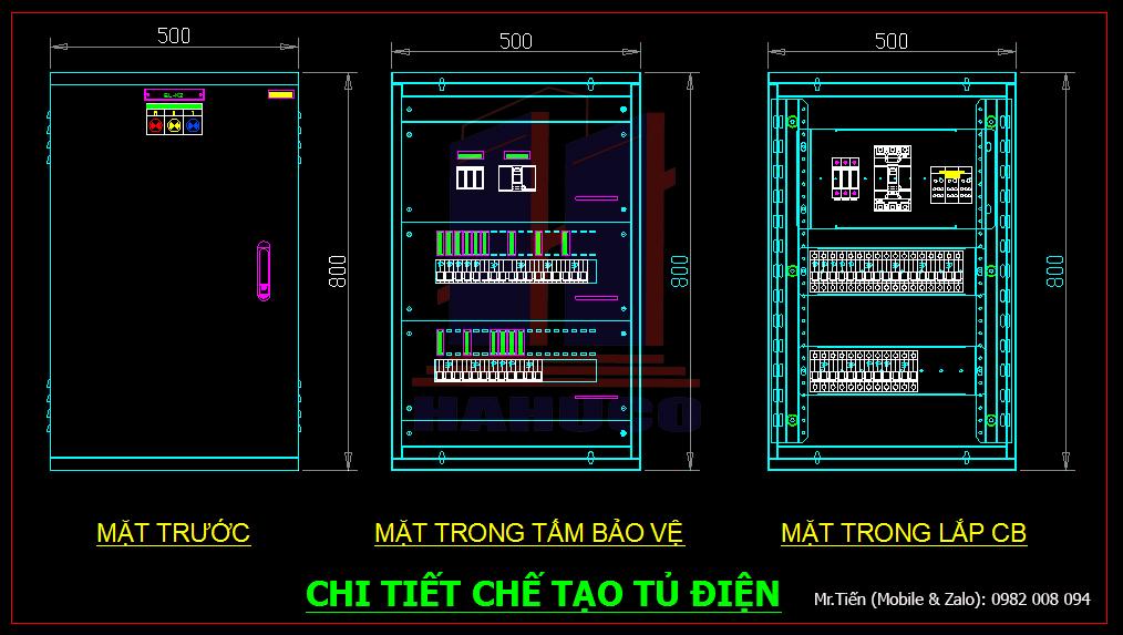 thiết kế bản vẽ layout