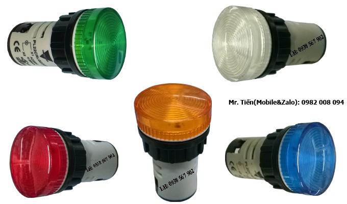 Khái niệm đèn báo pha tụ điện