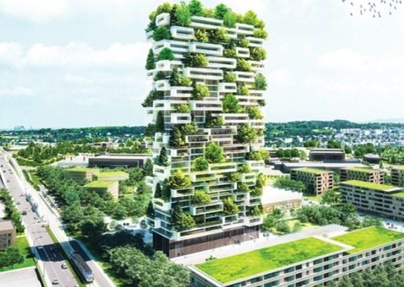Kiến trúc xanh là gì