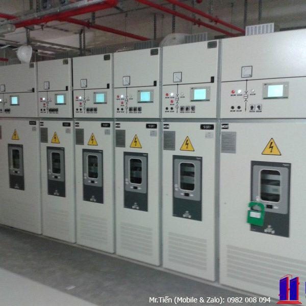 Tủ điện bù công suất cosφ