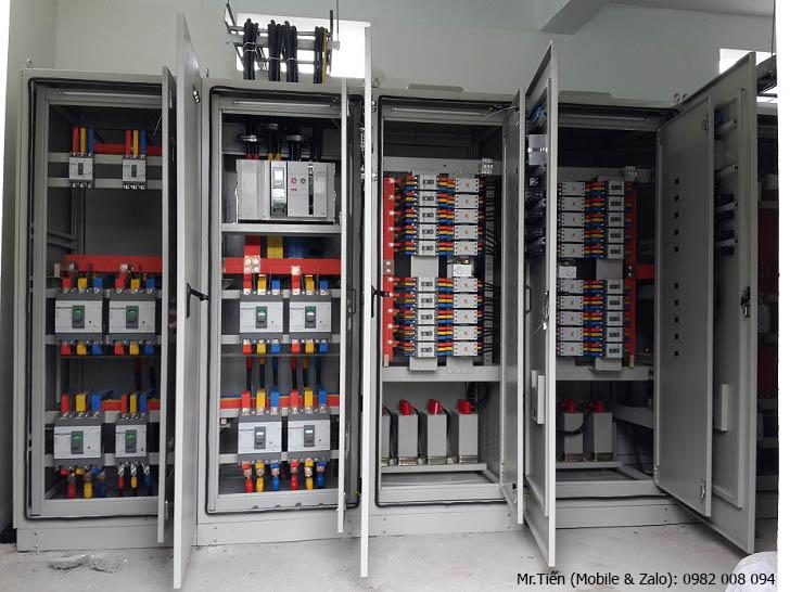 Nhóm tủ điện động lực