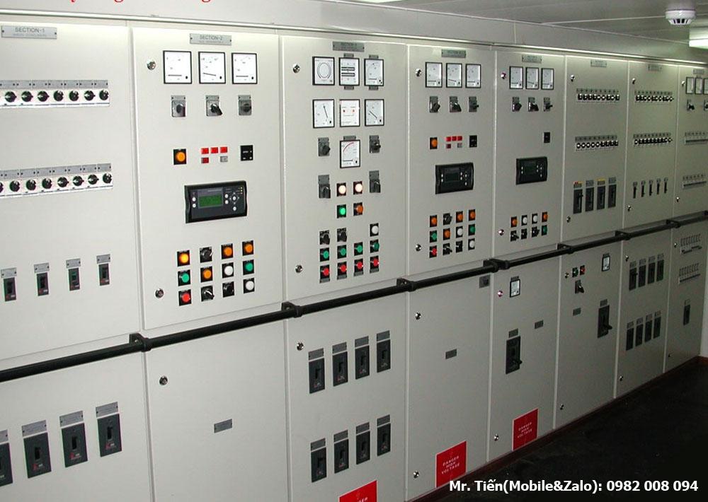 tủ điện hòa đồng bộ