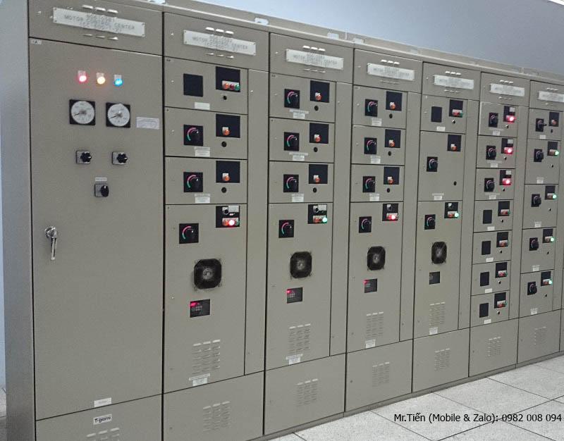 Tủ điều khiển động cơ MCC