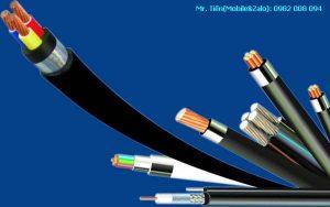 Khái niệm của dây cáp điện Panasonic