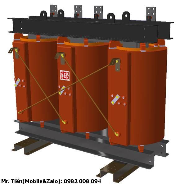 Khái niệm của máy biến áp khô Ls