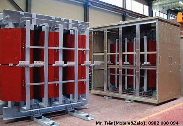 Công dụng của máy biến áp khô Ls
