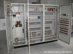 Khái niệm của tủ điện chứa MCB