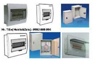 Phân loại của tủ điện chứa MCB