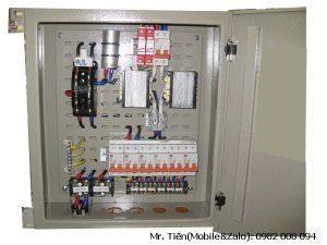 Công dụng của tủ điện chứa MCB