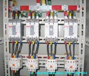Nguyên lý hoạt động của tủ điện chứa MCB