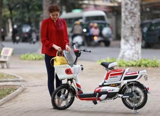 Xe đạp điện bị nhảy aptomat