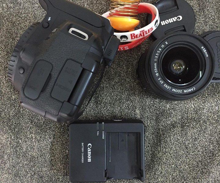 Máy ảnh Canon 700D kèm lens 18-55 is II, chụp 8k shot anh2